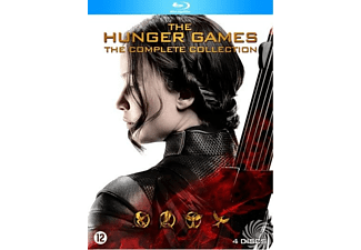 Hunger Games - Complete Collection | Blu-ray
