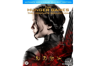 Hunger Games - Complete Collection Ultimate Mockingjay Edition | Blu-ray
