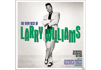 Larry Williams - Very Best Of - (CD)