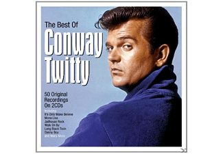 Conway Twitty - Best Of - (CD)