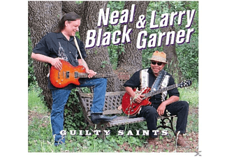 Black,Neal & Garner,Larry - Guilty Saints - (CD)