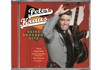 Peter Kraus - Peter Kraus-Seine Grossen Hits - (CD)