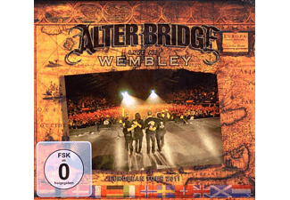 Alter Bridge - LIVE AT WEMBLEY - EUROPEAN TOUR 2011 - (CD + DVD Video)