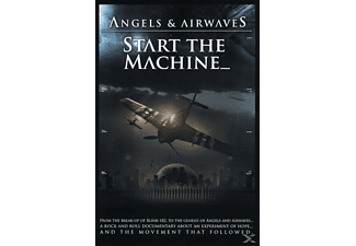 Angels & Airwaves - Start The Machine - (DVD)