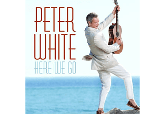 Peter White - Here We Go - (CD)
