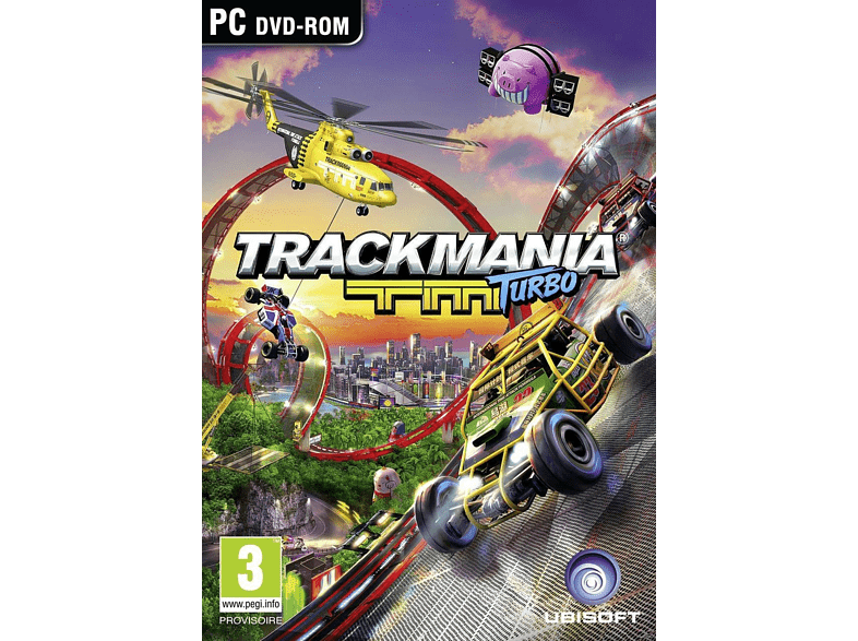 TrackMania Turbo PC gaming   offline pc παιχνίδια pc gaming games pc games