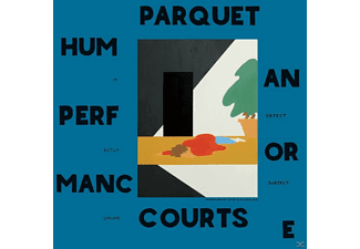 Parquet Courts - Human Performance - (CD)
