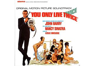 VARIOUS - You Only Live Twice (Remastered) - (CD)