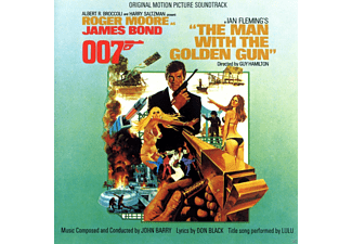 VARIOUS - Man With The Golden Gun/Remasred) 007-James Bond - (CD)