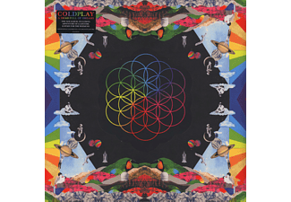 Coldplay - A Head Full Of Dreams - (LP + Download)