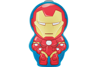 PHILIPS 717673516 Marvel Iron Man Taschenlampe Warmweiß