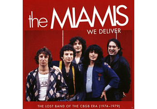 Miamis - We Deliver: The Lost Band Of The Cbgb Era ('74-'79) - (CD)