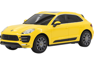 JAMARA 405019 Porsche Macan Turbo 1:24 RC Car Gelb