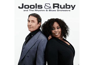 Jools Holland, Ruby Turner - JOOLS & RUBY - (CD)