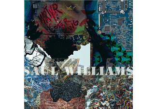 Saul Williams Martyrloserking CD