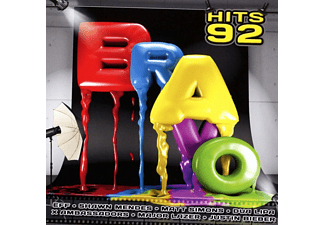 VARIOUS - Bravo Hits, Vol.92 - (CD)