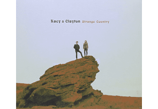 Kacy & Clayton - Strange Country - (CD)