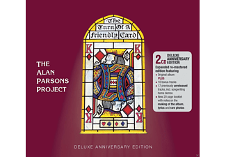 The Alan Parsons Project - The Turn Of A Friendly Card [CD]