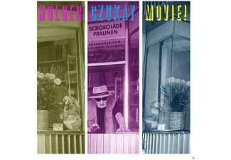 Holger Czukay - Movie (Lp/180g) - (Vinyl)