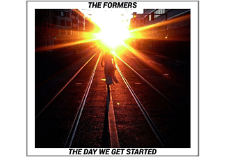 The Formers - The Day We Get Started [CD]