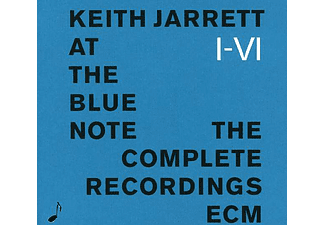 Keith Jarrett - At The Blue Note - The Complete Recordings (CD)