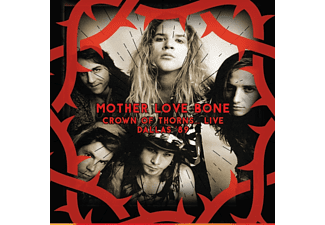 Mother Love Bone - Crown Of Thorns?live Dallas 89 - (Vinyl)