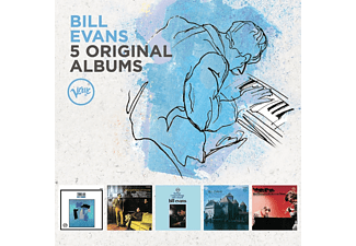 Bill Evans - 5 Original Albums - (CD)
