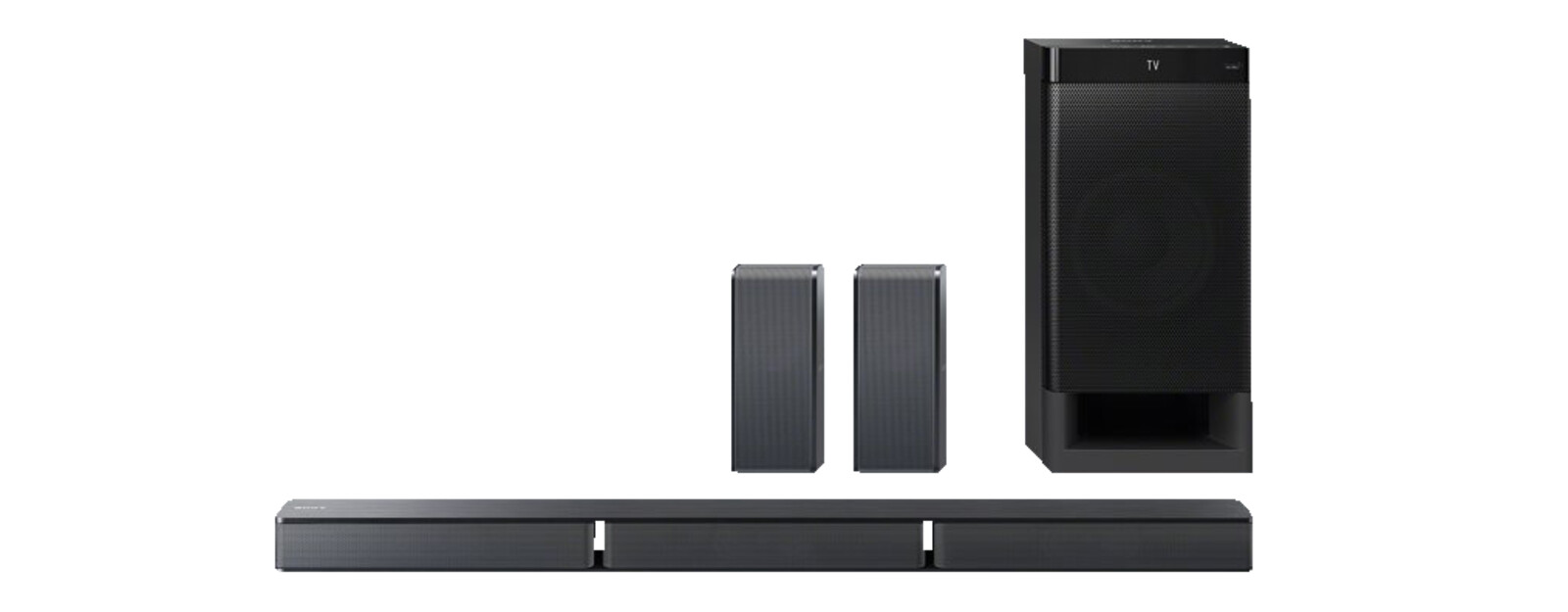 sony ht rt3 soundbar 600 watt bluetooth schwarz ebay. Black Bedroom Furniture Sets. Home Design Ideas