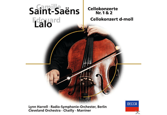 The Cleveland Orchestra, Radio Symphonie Orchester Berlin - CELLOKONZERTE - (CD)