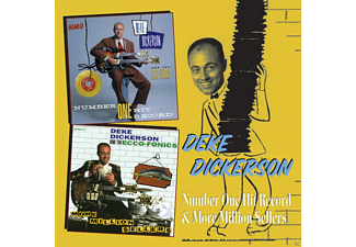 Deke Dickerson - Number One Hit Record / More Million Sellers [CD]