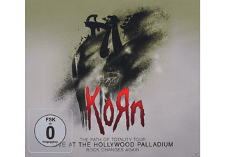 Korn - Live (At The Hollywood Palladium) - (DVD + CD)