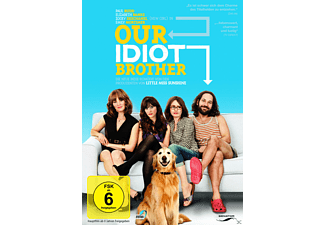 Our Idiot Brother - (DVD)