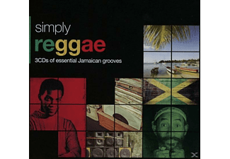 VARIOUS - Simply Reggae (3cd Tin) - (CD)