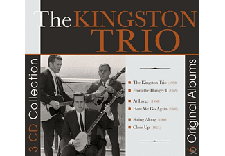 The Kingston Trio - 6 Original Albums - (CD)