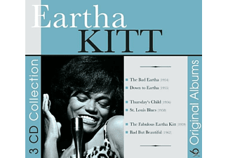 Eartha Kitt - 6 Original Albums - (CD)
