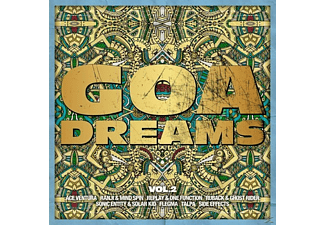 VARIOUS - Goa Dreams Vol.2 - (CD)