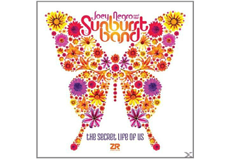Joey Negro, Sunburst Band - The Secret Life Of Us - (Vinyl)