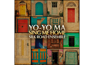 Yo-Yo Ma, The Silk Road Ensemble - Sing Me Home - (CD)