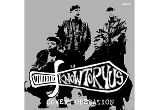 Knowtoryus - Covert Operation - (Vinyl)