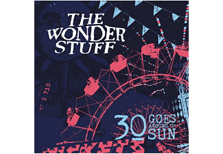 The Wonder Stuff - 30 Goes Around The Sun - (CD)