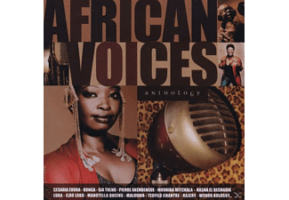 VARIOUS - African Voices Anthology - (CD)
