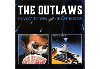 The Outlaws - Playin' To Win/Ghost Riders [CD]