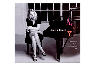 Diana Krall - All For You - A Dedication to The Nat King Cole Trio (Vinyl LP (nagylemez))