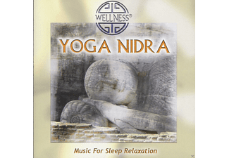 Guru Atman - Yoga Nidra-Music For Sleep Relaxation - (CD)