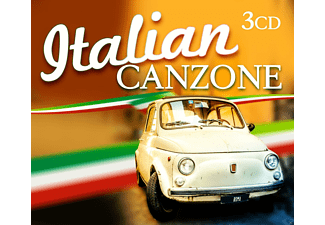 Various - Italian Canzone [CD]