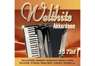 Georg Schwenk, Christa Behnke, Maryline - Welthits-Akkordeon - (CD)