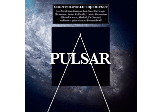Counter-world Experience - Pulsar - (CD)