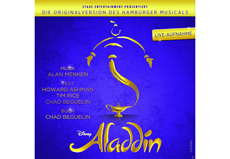 Original Hamburg Cast - Aladdin-Originalversion Des Hamburger Musicals - (CD)