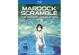 Mardock Scramble: The Second Combustion - (Blu-ray)