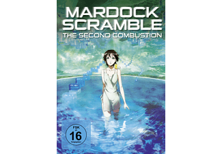 Mardock Scramble: The Second Combustion - (DVD)
